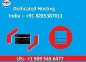 Dedicated hosting company in delhi