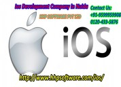 Dealing with ios development company in noida