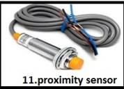 Proximity sensor(metal detector)