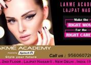 Best makeup academy in delhi  lakme academy lajpat