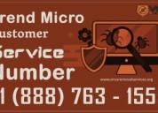 Trend micro antivirus support & help +1(888)763-15
