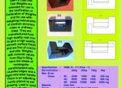 Test weights test weights