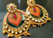 Best artificial wedding jewellery in delhi