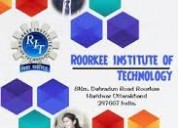 Rit roorkee top ranked engineering institute in uk