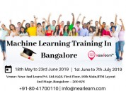 python machine learning course Bangalore