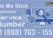 Fix me stick customer service phone number