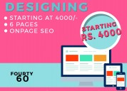 Website designing & seo