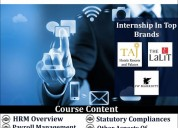 Hr certification courses in chandigarh