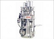 Rotary tablet press | double rotary tablet press m