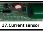Current sensor or current transformer