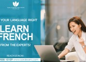 French classes in bangalore.