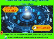 Hardware and networking training in hyderabad