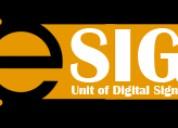 Digital signature certificate in delhi