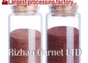 Waterjet cutting garnet abrasive supplier