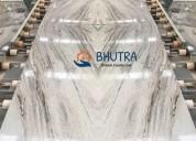 Makrana white marble supplier