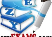 Welcome to ezyexam solution in india.