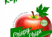 Best apple chips company in india.