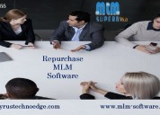How to use repurchase mlm software to have a succe