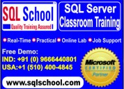 Sql server practical classroom training @ sql scho