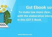 Online buy gst e-book