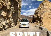 Spiti motorcycle/suv tour