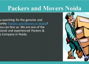 Cost-effective packers and movers noida