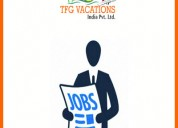 Urgently requirement male /female candidates for t