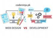Hire best  web development company for online busi