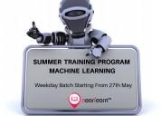 Machine Learning Training in Bangalore