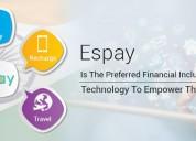 Espay fintech platform
