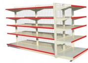 Supermarket racks manufacturer delhi