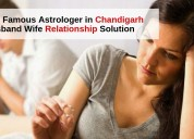 World famous astrologer in chandigarh - husband wi