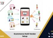 Affordable multi-vendor ecommerce website developm