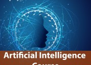 Artificial intelligence coursein bnaglore