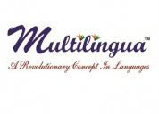 Multilingua institute delhi