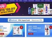 Amulonline - amul dairy products online