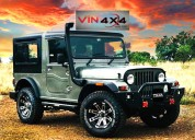 4x4 Accessories Bangalore -  Vin4x4 Hardtops