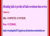 Ebranding india is provides all india recruitment