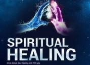 Spiritual healer and tarot reader