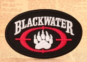 Custom made patches | black water custom made patc