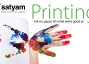 Offset and digital printing services in ahmedabad