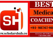 Medical coaching in chandigarh
