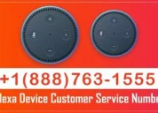 Echo alexa customer service   +1(888)763-1555 numb
