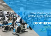 Decathlon coupons, deals & offers: free shipping