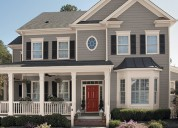Exterior house painting service
