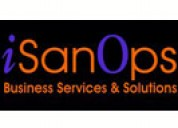Isanops branded computers on monthly rental and sa