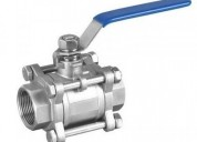 Buy two way ball valves at cheapest rates in india