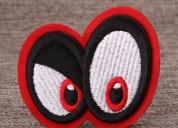 Eye custom patch maker