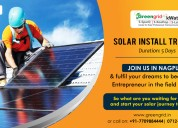 Solar energy training in nagpur