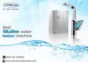 Best alkaline water ionizer machine manufacturers